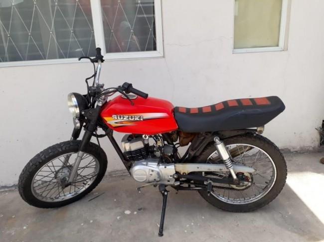 Suzuki ax 100 en Riobamba, Riobamba - Doplim - 1194662